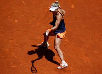Tennis - WTA - Madrid Open
