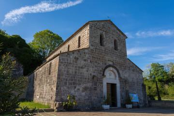 Teano CE, chiesa di San Paride ad Fontem