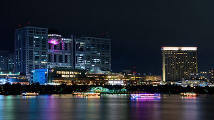東京 お台場の夜景