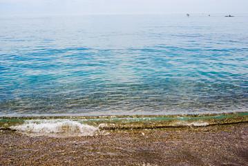 Agua clara