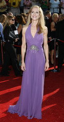 Actress Hunter arrives at 60th annual Primetime Emmy Awards in Los Angeles