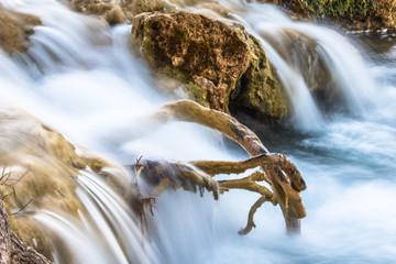 Cascadas de agua