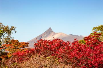 Idyllic Onuma Quasi National Park, Hokkaido, Japan