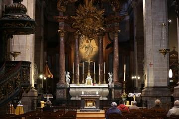 Basilique St Sauveur Rennes