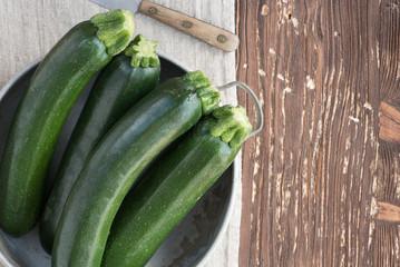 Zucchini / Zucchetti
