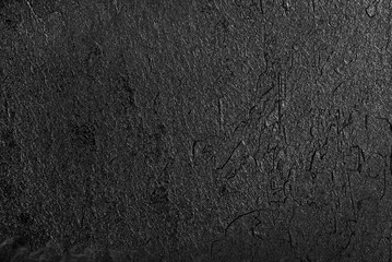 Texture of black stone, as background