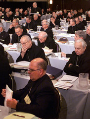 AMERICAN BISHOPS AT ANNUAL CONFERENCE OF CATHOLIC BISHOPS.
