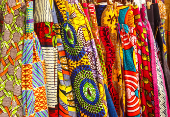 West African Fabric