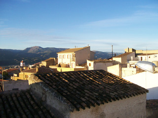 Sunny European Rooftops