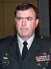 US DEFENSE ATTACHE BRIGADIER GENERAL NEAL SEALOCK RETURNS FROM THE FOURTH MEETING WITH THE DETAINED ...
