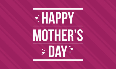 Background mother day greeting card