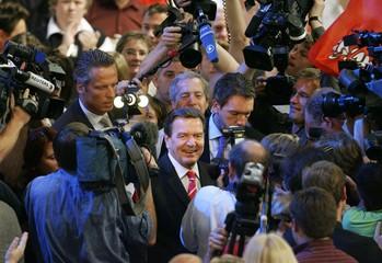 To accompany feature Germany Election Media
