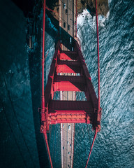 Above the Golden Gate