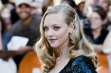 """Actress Seyfried arrives at the """"Chloe"""" film screening during the Toronto International Film Festival"""