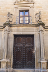 Vela de los Cobos Palace, Ubeda, Spain