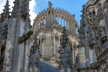 Cathedral Orleans France