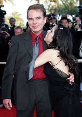 U.S. ACTOR BILLY BOB THORNTON ESCORTS ANGLAND FOR 'BAD SANTA' AT 57TH CANNES FILM FESTIVAL.