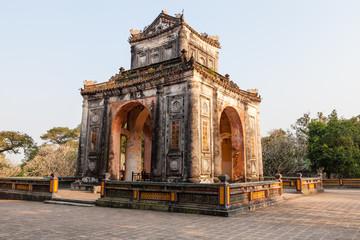 Tu Duc Tomb Pagoda, Vietnam