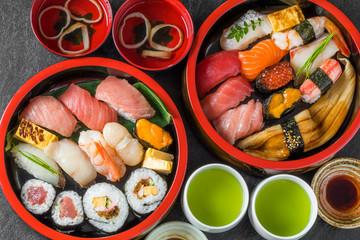 握り寿司 Sushi of original form Japan