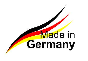 Made in Germany / Vektor /