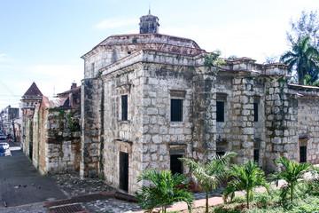 Santo Domingo's historical center