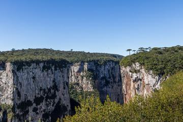 Itaimbezinho Canyon at Aparados da Serra National Park - Cambara do Sul, Rio Grande do Sul, Brazil