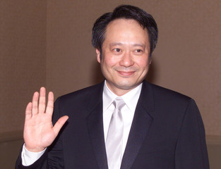 ANG LEE AT GOLDEN LAUREL AWARDS IN LOS ANGELES.