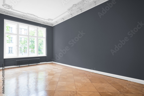 Renovierte Wohnung, Zimmer Nach Renovierung