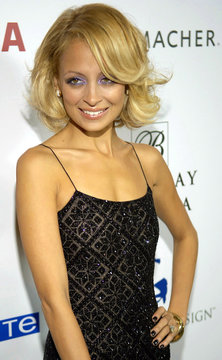 Nicole Richie arrives at the second annual Hollywood Style Awards held at the Pacific Design Center ..