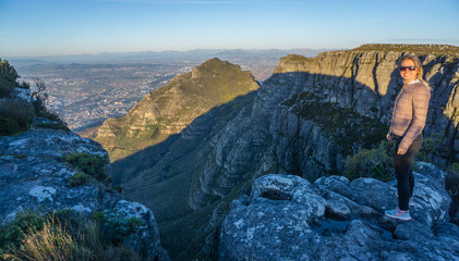 Table Mountain, Cape Town Amazing View