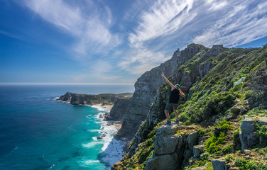 Cape Point, South Africa View