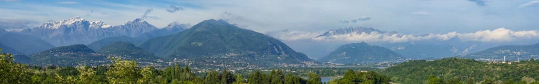 Panorama prealpino