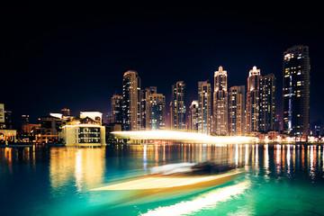 Tall Buildings In Dubai