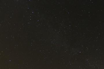 Звезды на ночном небе