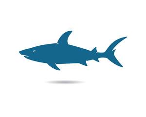 Shark Logo Template