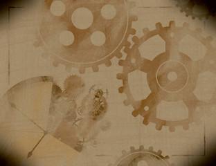 Steampunk Clockwork