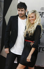"""Glamour model Bridget Marquardt poses at the Los Angeles premiere of """"Transformers: Revenge of the Fallen\"""