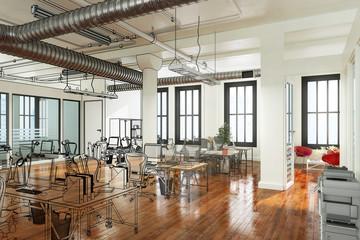 Bürofläche (Projektierung)