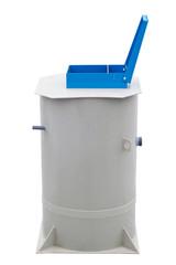 Autonomous sewage system - European septic tank 530L model