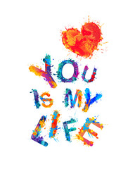 You is my life