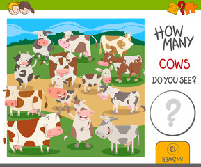 how many cows game