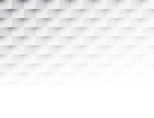 White paper checkered textured background.