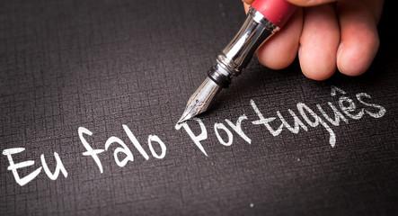 I Speak Portuguese (in Portuguese)