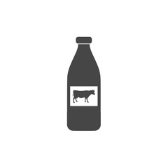 The milk - Illustration