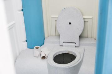 Klo WC Toilette mobil