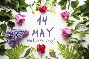 14 may/Mother's Day