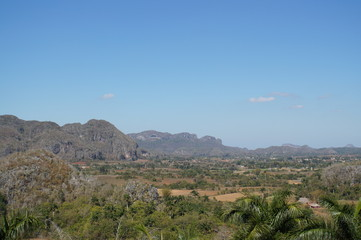 Viñales the green valley