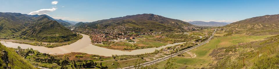 Mtskheta Panorama III