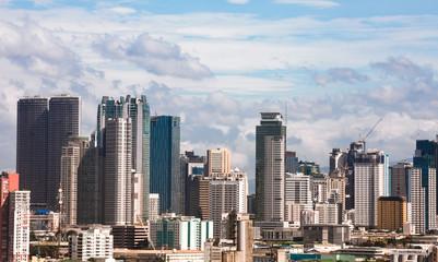 Manila capital city of the Philippines.