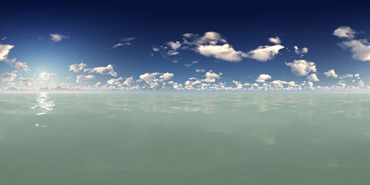 Mountains skybox for games